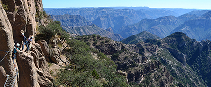 Copper Canyon Hiking Tour
