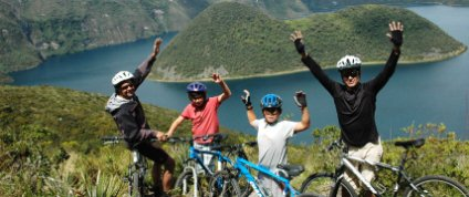 Land of the Imbayas Biking Adventure