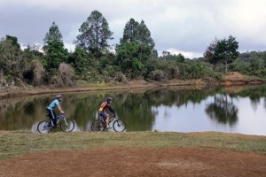 Biking Adventure in Bogota