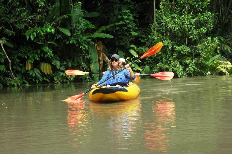 Ecuador Adventure - Cuyabeno Wildlife Reserve