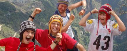 Family Adventure Peru