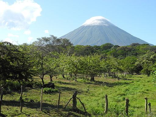 Concepcion_volcano_in_Nicaragua