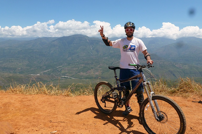 Bogota to Santander Biking Adventure 6 Days 3