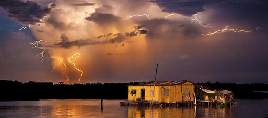 Catatumbo Lightning Venezuela