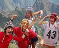 Peru family