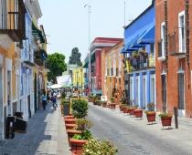 Colonial Puebla