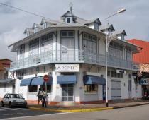 Cayenne Architecture