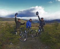 Biking Patagonia