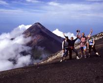 Volcano Climbing