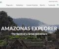 Amazonas Explorer Launched New Website