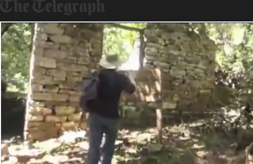 Argentine archaeologists find secret Nazi lair in jungle