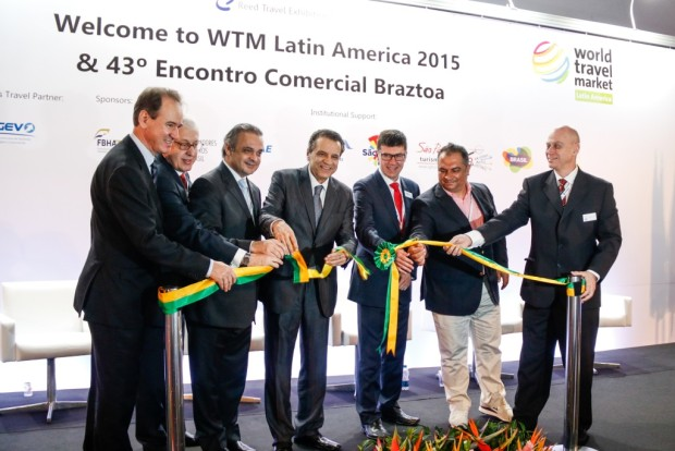 Record visitors at World Travel Market Latin America 2015