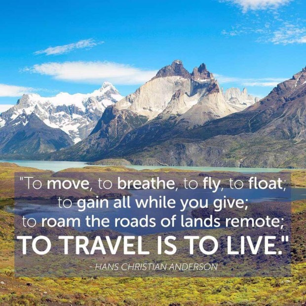 Monday's Travel Inspiration