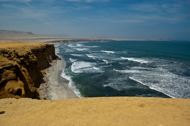 Best beaches in Peru