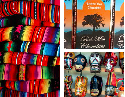 Souvenirs to buy from Guatemala, Honduras and Belize